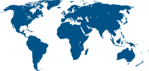 World Map for Anguilla Jurisdiction Comparison