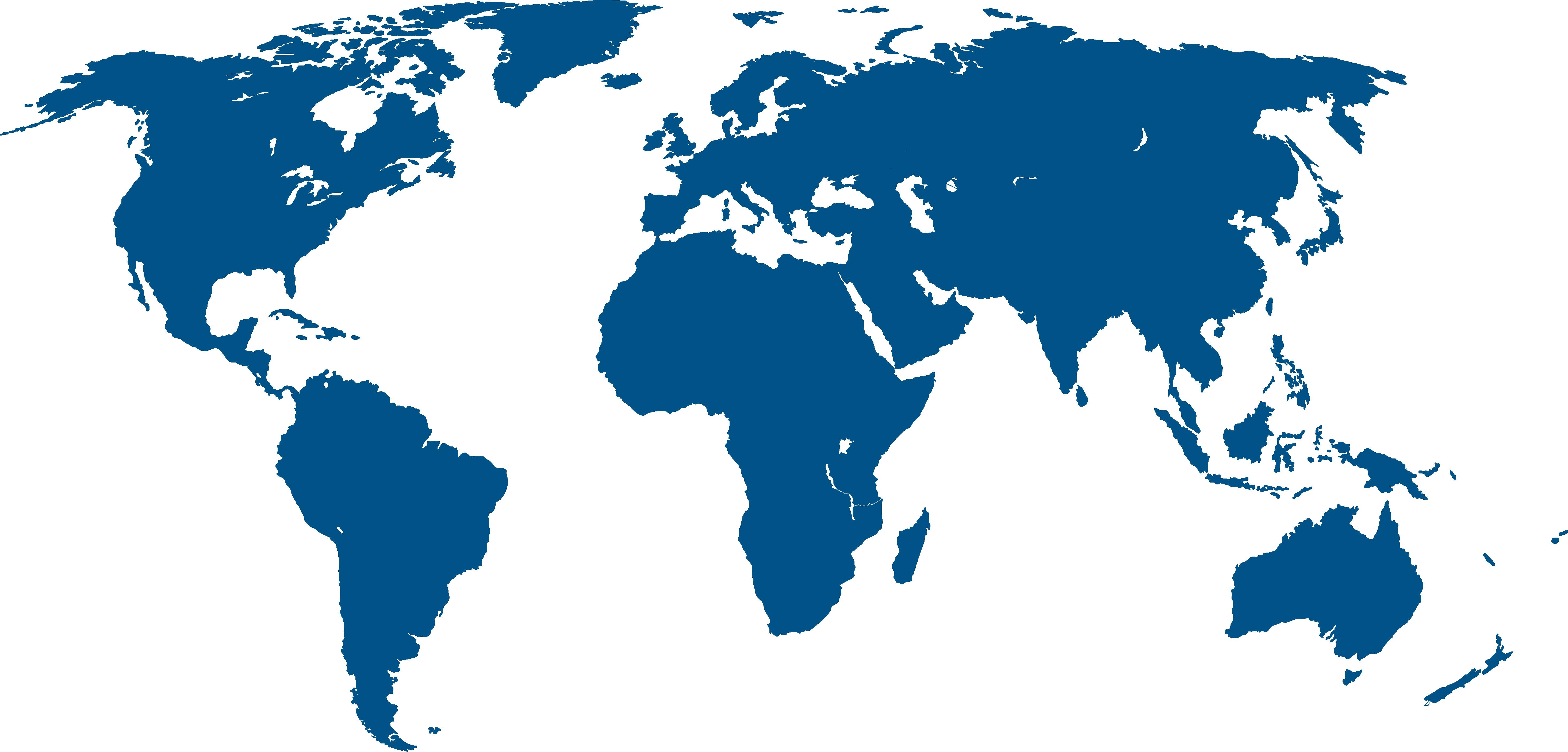World Map for Anguilla Jurisdiction Comparison